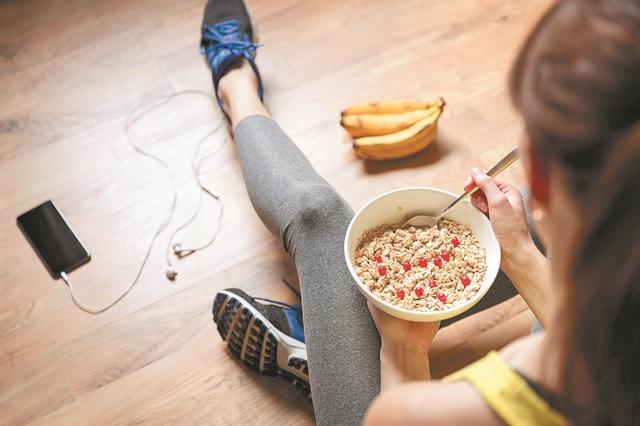 Τι τρώμε μετά την προπόνηση; | tanea.gr