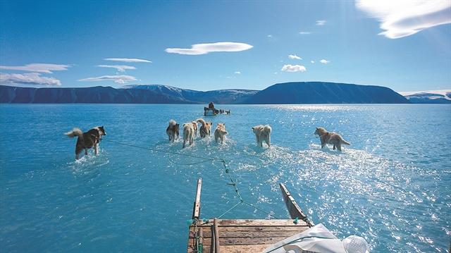 Το λιώσιμο των πάγων είναι εδώ | tanea.gr