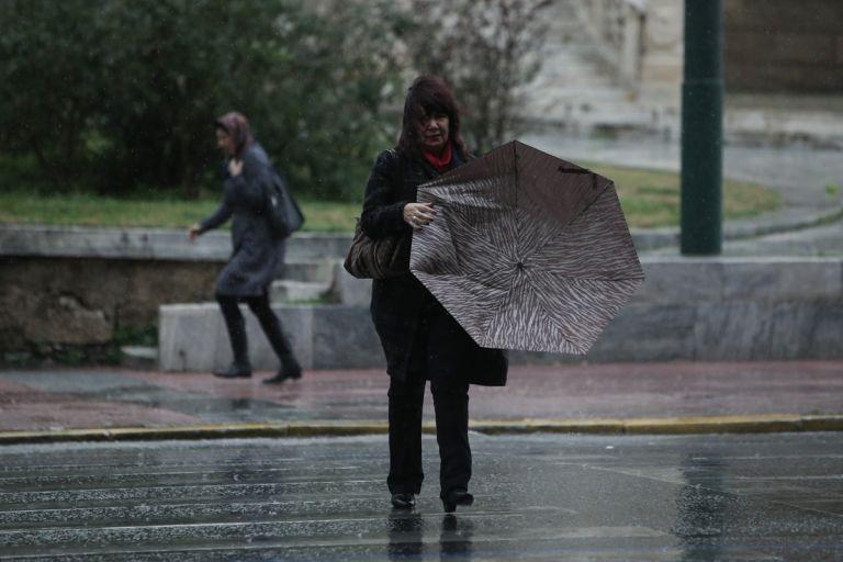 Καταιγίδες και χαλάζι και στην Αθήνα | tanea.gr