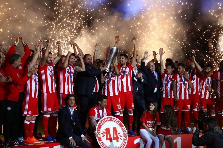 Στο top 10 των ομάδων με τους περισσότερους τίτλους ο Ολυμπιακός (pics) | tanea.gr