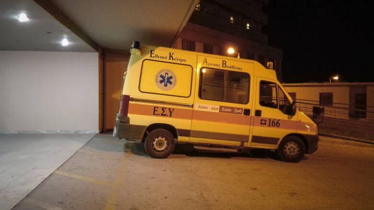 Θεσσαλονίκη: Ηλικιωμένος έπεσε από τον πρώτο όροφο γηροκομείου | tanea.gr
