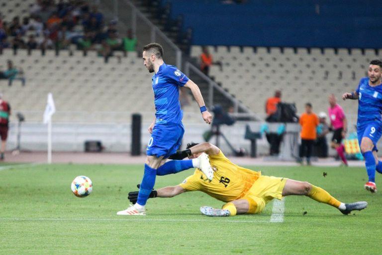 Ο Φορτούνης έγινε… Μέσι: Φοβερή γκολάρα απέναντι στην Αρμενία! (vid) | tanea.gr