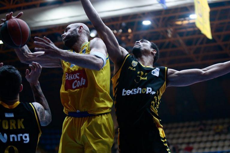 Τρίτη θέση με σούπερ Χάντερ η ΑΕΚ | tanea.gr