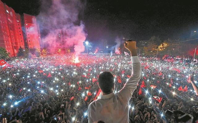 Πέντε λόγοι για την πανωλεθρία του Ταγίπ Ερντογάν | tanea.gr