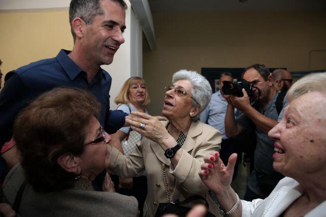 Ο Κώστας Μπακογιάννης νέος δήμαρχος στην Αθήνα | tanea.gr