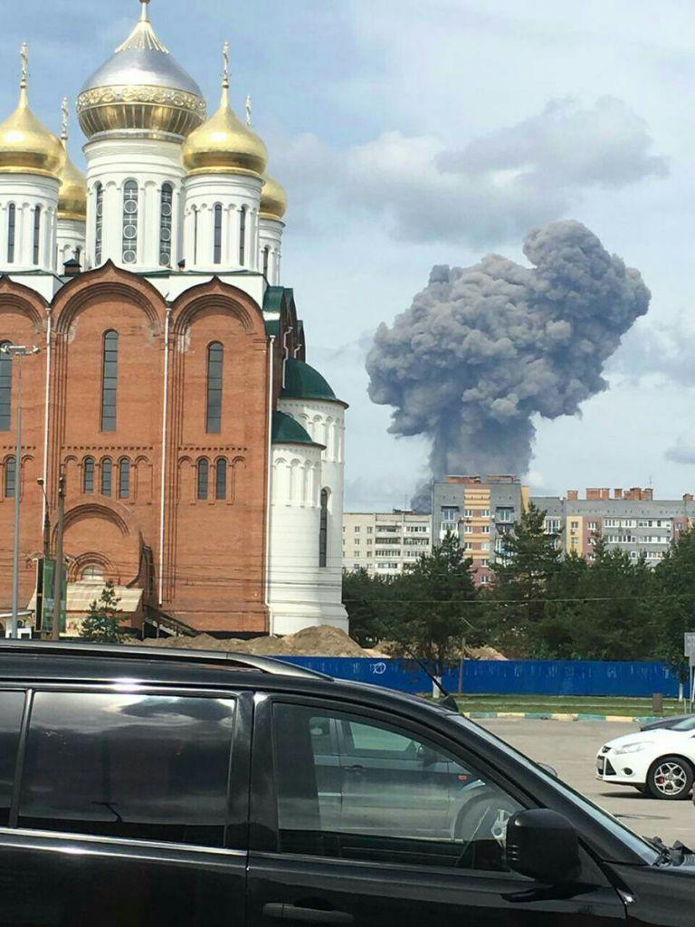 Ρωσία: Στους 38 οι τραυματίες από την ισχυρή έκρηξη | tanea.gr