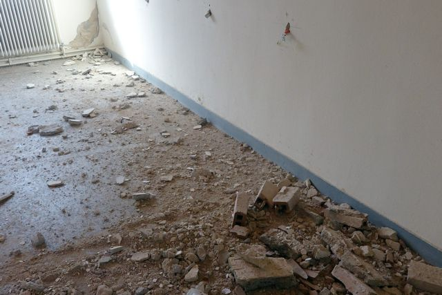 Ανδραβίδα: Ακατάλληλα 30 στα 100 σπίτια μετά τους σεισμούς | tanea.gr