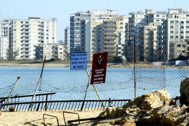 Τουρκικός Τύπος: Στα «σκαριά» ναυτική βάση στην Αμμόχωστο | tanea.gr