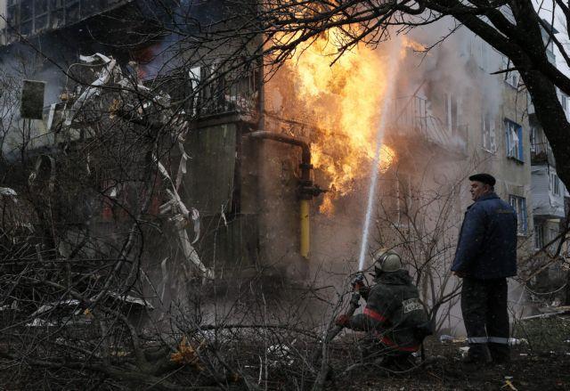 Ουκρανία: Έξι νεκροί από πυρκαγιά σε ψυχιατρική κλινική   tanea.gr