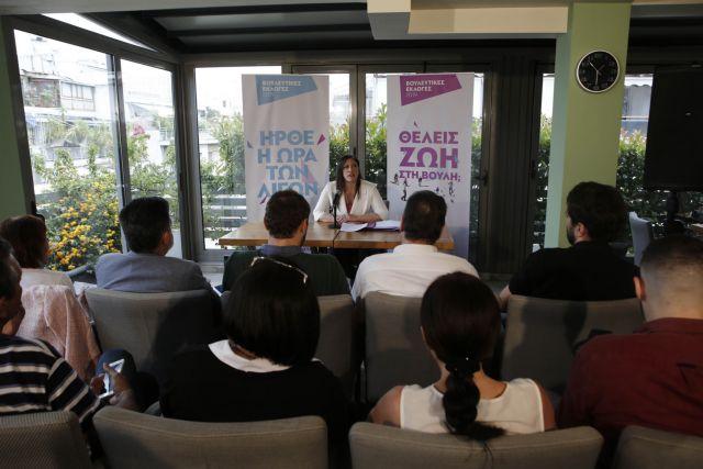 Απέκλεισε συνεργασίες με ΣΥΡΙΖΑ, ΚΙΝΑΛ και Βαρουφάκη η Ζωή Κωνσταντοπούλου | tanea.gr