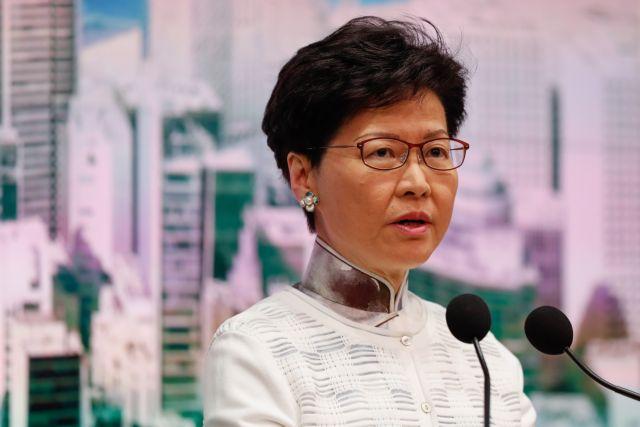 Κάρι Λαμ: Η επικεφαλής της κυβέρνησης του Χονγκ Κονγκ και εκλεκτή του Πεκίνου | tanea.gr