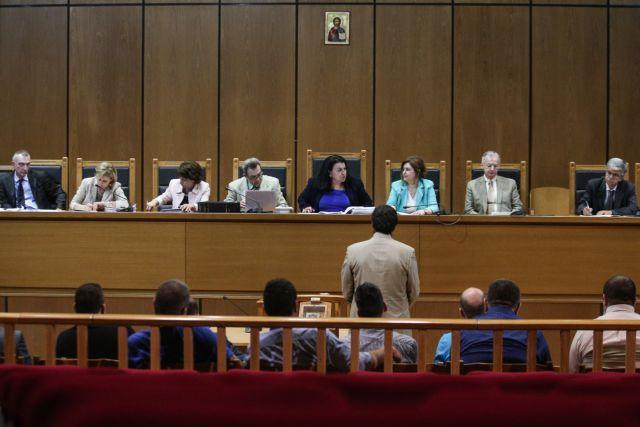 Δίκη Χρυσής Αυγής: Ο Αγγος παραδέχθηκε ότι έκανε το τηλεφώνημα στο τάγμα εφόδου | tanea.gr