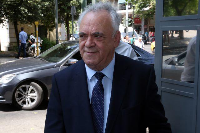 Δραγασάκης: Επιστροφή στο παρελθόν το πρόγραμμα της ΝΔ | tanea.gr