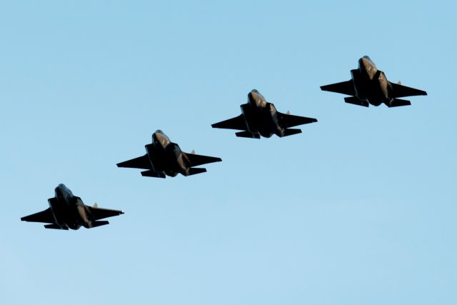 Yeni Safak: Η Αγκυρα σκέφτεται να εγκαταλείψει την αγορά των F-35 | tanea.gr