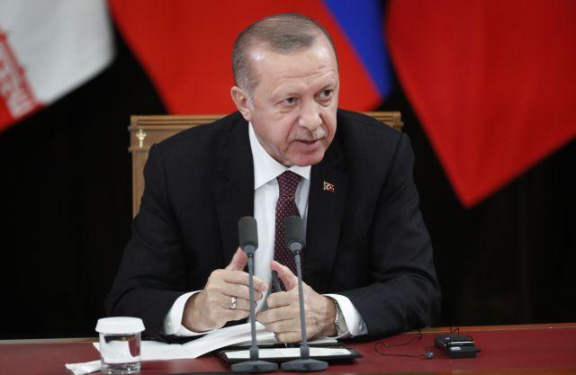 Ο Ερντογάν ανοίγει το θέμα του ονόματος της Κωνσταντινούπολης | tanea.gr