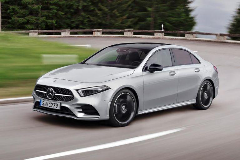 Πόσο κοστίζει στην ελληνική αγορά η νέα Mercedes A-Class Sedan | tanea.gr