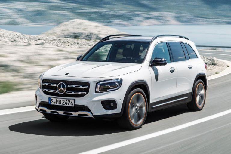 Mercedes-Benz GLB: Το νέο SUV με κινητήρα από 1.330 κυβ. εκατοστά | tanea.gr