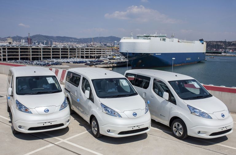 Το ηλεκτρικό βαν της Nissan φουλάρει σε πωλήσεις   tanea.gr