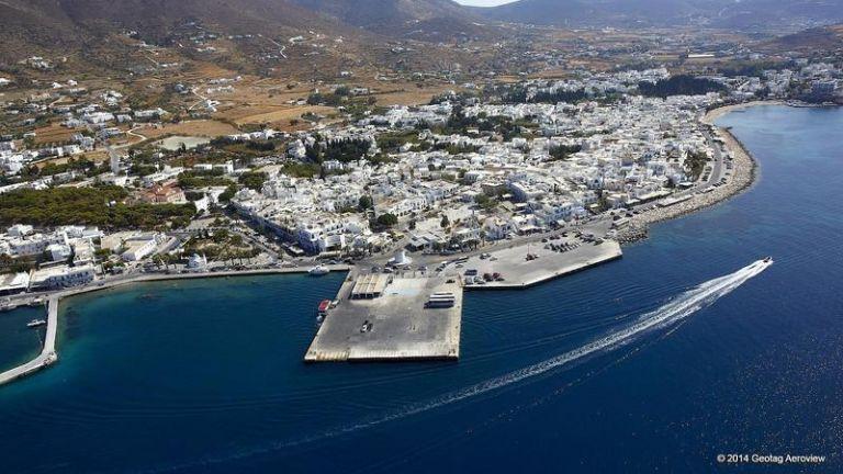 Πάρος: Ανασύρθηκε νεκρός από τον βυθό του λιμανιού 55χρονος | tanea.gr