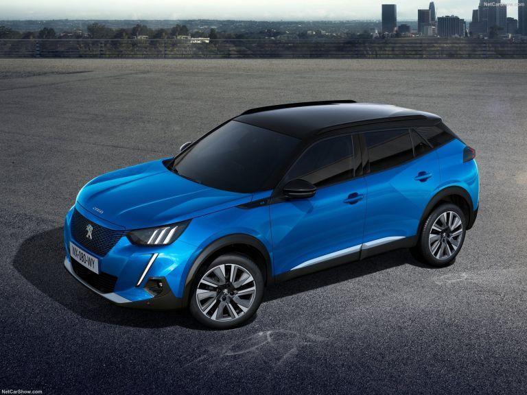 Το νέο Peugeot 2008 θα έχει και ηλεκτρική έκδοση | tanea.gr