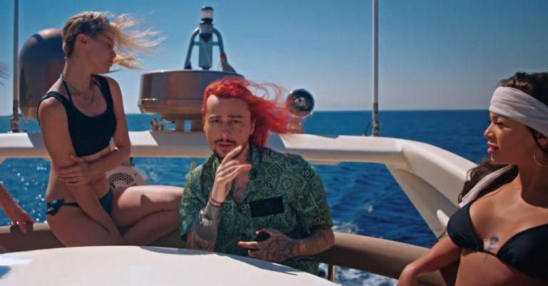 Sin Boy: Σπάει τα κοντέρ το νέο του κομμάτι «Sientelo» | tanea.gr