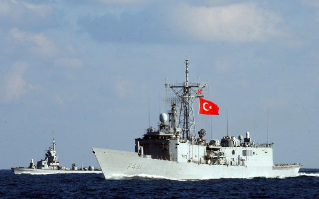 Washington warns but Ankara heightens tensions with Nicosia, Athens   tanea.gr