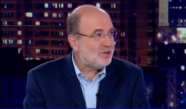 Τρ. Αλεξιάδης στο One Channel: Εμείς κάναμε τα λάθη, όχι ο λαός | tanea.gr