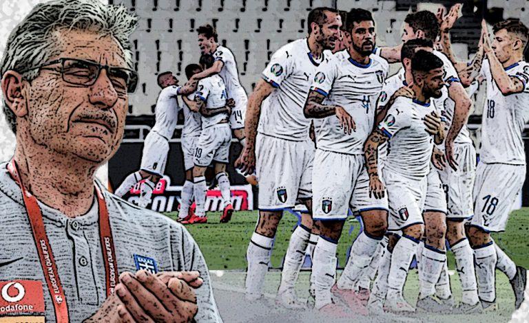 Απογοητευτική η Εθνική με υπεύθυνο τον Αναστασιάδη | tanea.gr