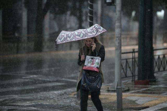Άστατος ο καιρός τη Δευτέρα με βροχές και καταιγίδες   tanea.gr