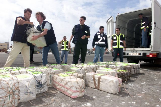 ΗΠΑ: Φορτίο - μαμούθ 16,5 τόνων κοκαΐνης εντόπισαν οι Αρχές   tanea.gr