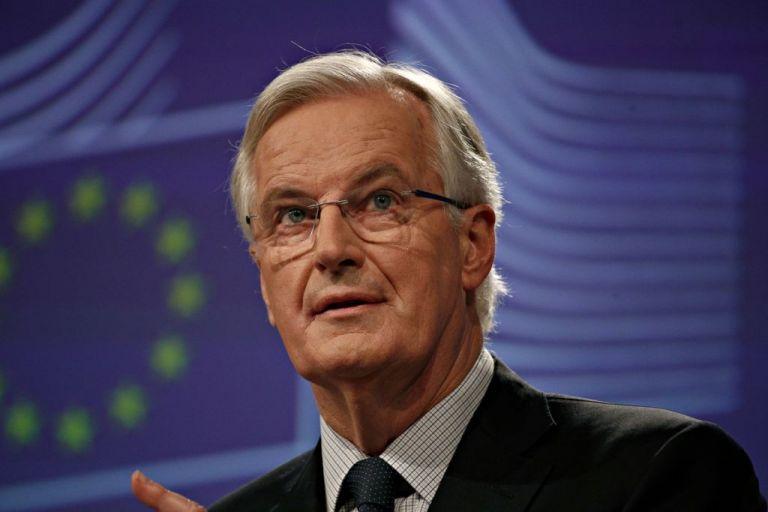 Μπαρνιέ: Η παραίτηση της Μέι δεν θα λύσει το πρόβλημα των ιρλανδικών συνόρων   tanea.gr