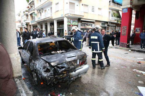 Ανάληψη ευθύνης για τις εμπρηστικές επιθέσεις σε αυτοκίνητα τούρκων διπλωματών | tanea.gr