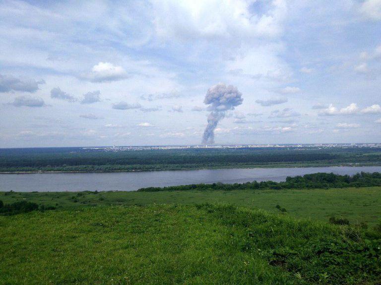 Ρωσία: 15 τραυματίες από εκρήξεις σε εργοστάσιο εκρηκτικών | tanea.gr