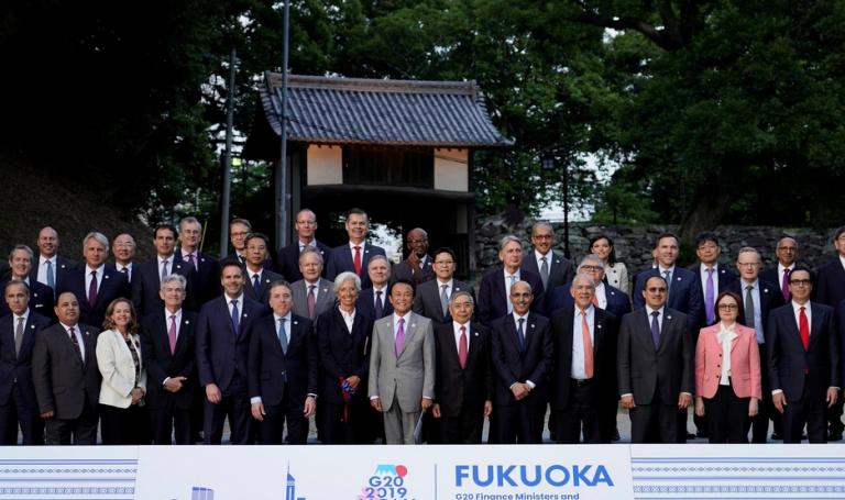 Ανακοινωθέν G-20: Οι εντάσεις για το εμπόριο έχουν κλιμακωθεί | tanea.gr