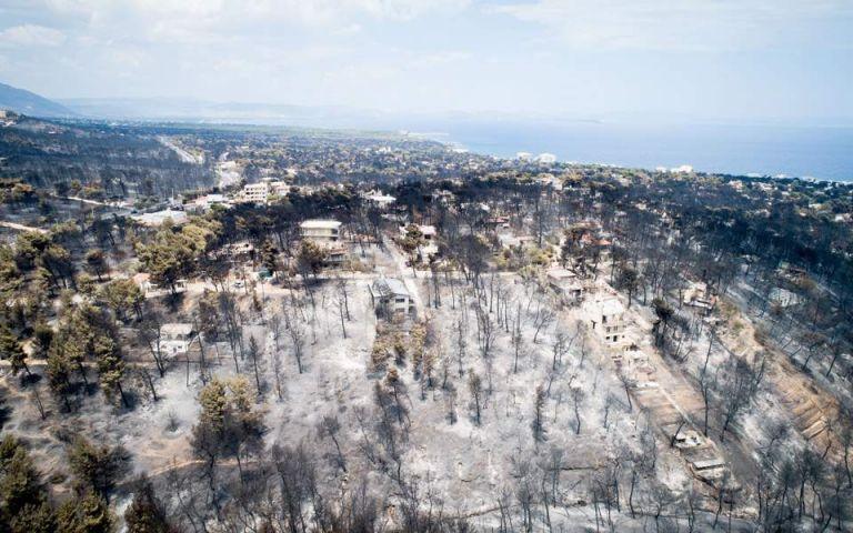 Μεγάλη ανατροπή στο χωροταξικό σχέδιο σε Μάτι και Ραφήνα | tanea.gr