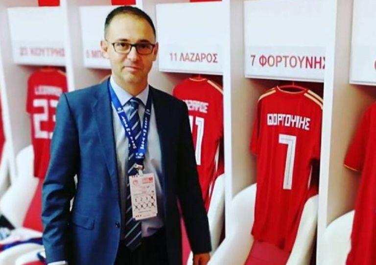 «Να φανώ αντάξιος των προσδοκιών του κ. Μαρινάκη και του Ολυμπιακού» | tanea.gr