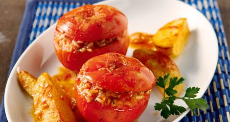 Γεμιστές ντομάτες στο φούρνο | tanea.gr