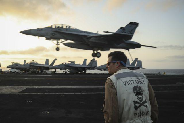 Προειδοποίηση ΗΠΑ σε Τουρκία: Εχουμε πλοία, αεροσκάφη και 9.000 στρατιώτες στην Αν. Μεσόγειο | tanea.gr