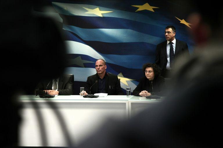 Bloomberg: Το μυστικό σχέδιο σε περίπτωση καταστροφικού Grexit | tanea.gr