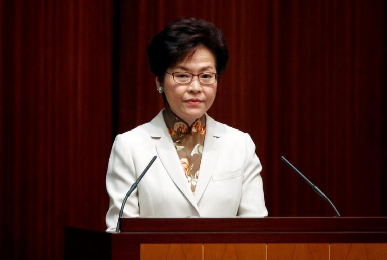 Το Πεκίνο στηρίζει την αναστολή υιοθέτησης του νόμου για την έκδοση υπόπτων στην Κίνα   tanea.gr