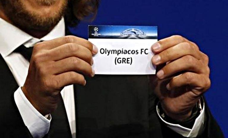 Με τη Βικτόρια Πλζεν κληρώθηκε ο Ολυμπιακός | tanea.gr