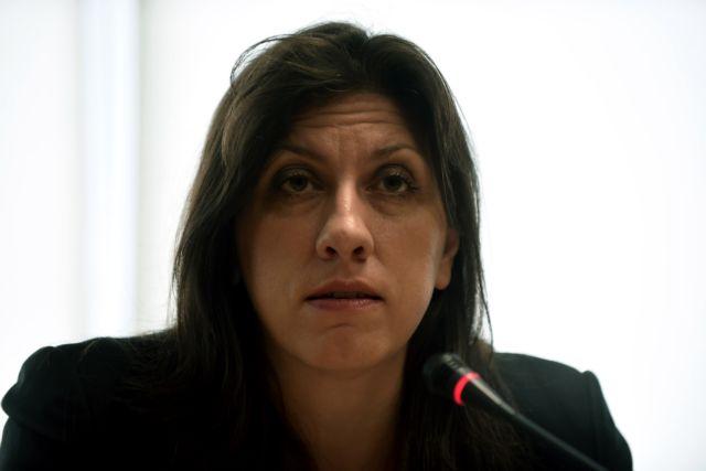 Κωνσταντοπούλου: Tο κόμμα του Βαρουφάκη είναι ένα Ποτάμι στη χειρότερη μορφή του   tanea.gr