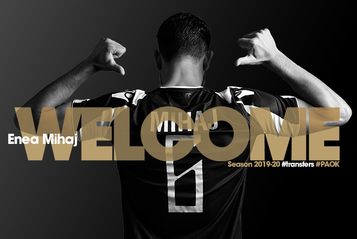 Ο ΠΑΟΚ ανακοίνωσε και τον Μιχάι! | tanea.gr