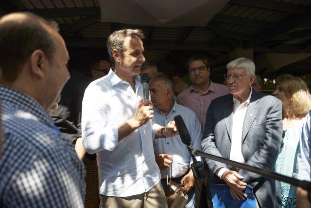 Μητσοτάκης: Θέλω ισχυρή εντολή για μία αυτοδύναμη Ελλάδα | tanea.gr