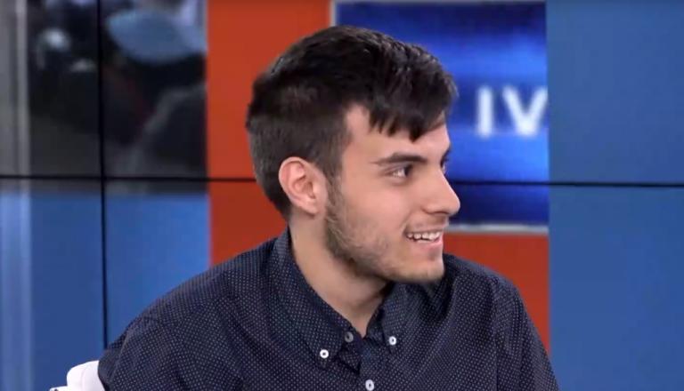 O μαθητής που επέλεξε η NASA στο One Channel | tanea.gr