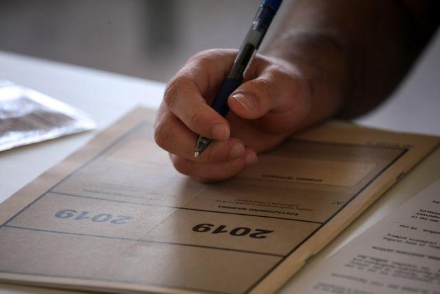 Πανελλήνιες: «Αυλαία» με μαθήματα ειδικότητας των ΕΠΑΛ | tanea.gr