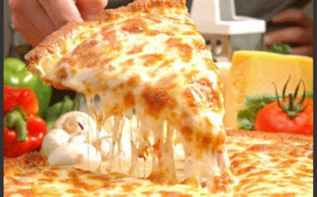 Πίτσα με τέσσερα τυριά και μυρωδικά | tanea.gr