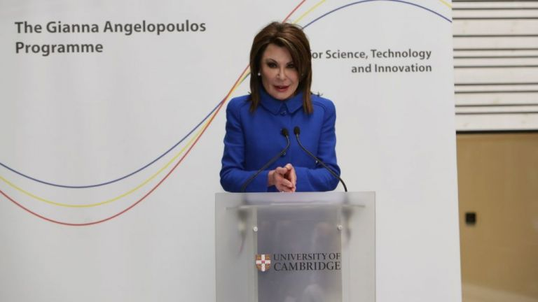 Εταιρικές υποτροφίες της Γιάννας Αγγελοπούλου από το Judge Business School του Cambridge   tanea.gr