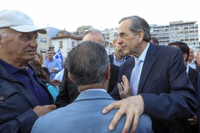 Σαμαράς: Στις 7 Ιουλίου τελειώνουμε με το ψεματάκι το εύκολο | tanea.gr
