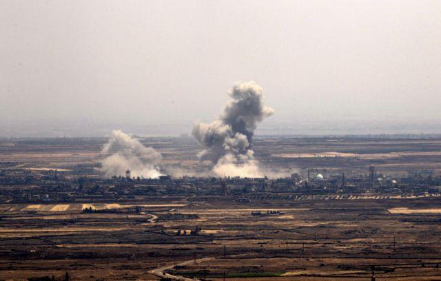 Τουλάχιστον 25 άμαχοι νεκροί από βομβαρδισμούς στην επαρχία Ιντλίμπ   tanea.gr